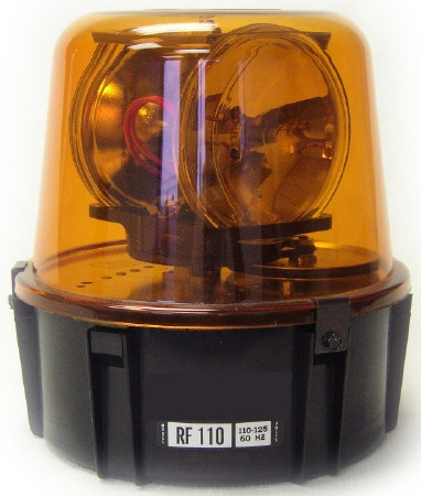 Rotating Light 2 Lamp RF6