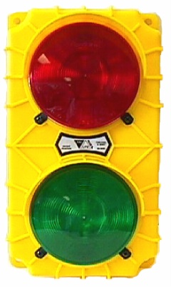 Dock Lights Red Green SG20