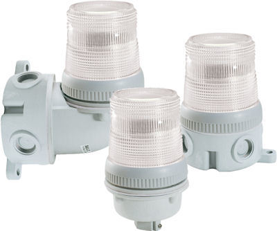 LED Status Light 3 Color Div 2-105XBRi