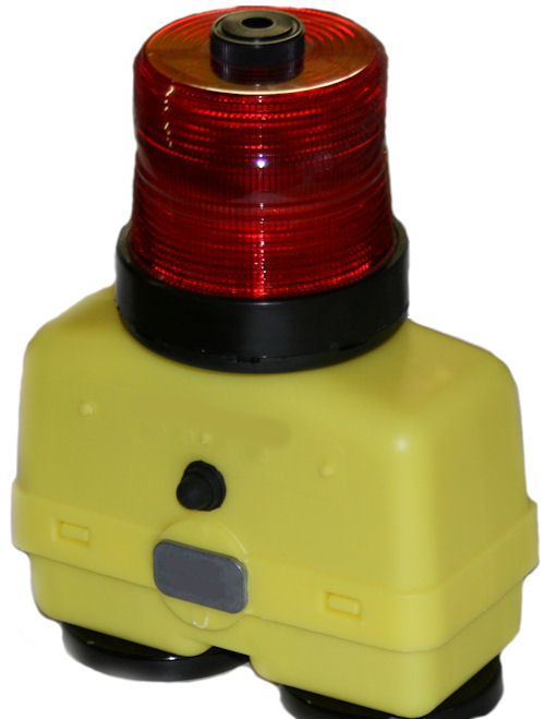 Strobe and Buzzer Battery Operated