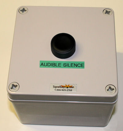 Audible Silence with Adjustable Timer