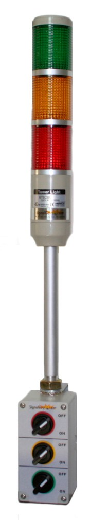 Andon INCANDESCENT LAMP with Switches and AC Cord