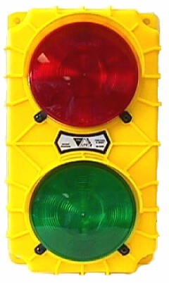 Dock Light Red Green SG30
