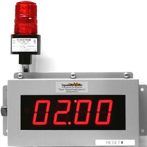 Countdown Timer with Strobe CDTXL