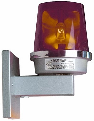 Wall Mounting Bracket for Warning Lights WBR